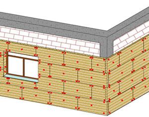 外墙岩棉板保温