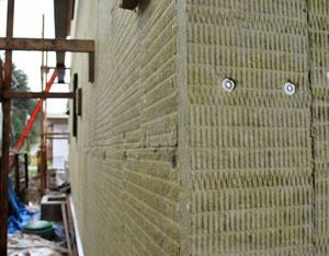 外墙岩棉板外墙系统