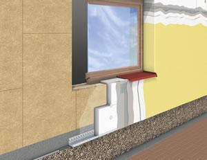 外墙岩棉板防风设计